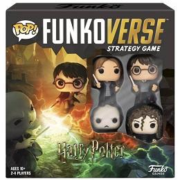 Funkoverse Strategy Game: Harry Potter: Base Set