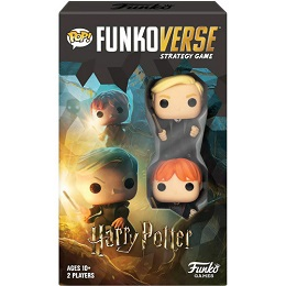 Funkoverse Strategy Game: Harry Potter: Expandalone