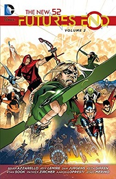 New 52: Futures End: Volume 2 TP - Used