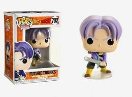 Funko POP: Animation: Dragon Ball Z: Future Trunks