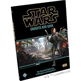 Star Wars RPG: Gadgets and Gear: The Essential Collection and Weapons and Equipment