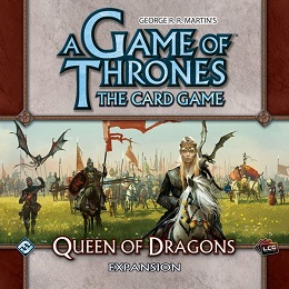 Game of Thrones LCG: Dragons of the East Expansion