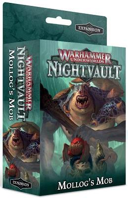 Warhammer Underworlds: Nightvault: Mollog's Mob 110-41-60