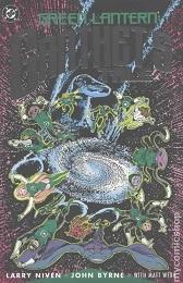Green Lantern: Ganthet's Tale (1992) One-Shot - Used