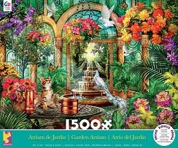 Garden Atrium Puzzle - 1500 Pieces