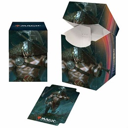 Deck Box: Magic the Gathering M21: Garruk, Unleashed (V5)