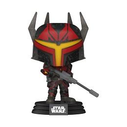 Funko POP: Star Wars: Clone Wars: Gar Saxon