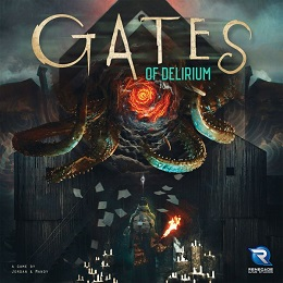 Gates of Delirium Board Game