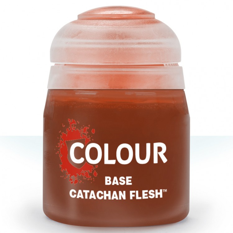 Citadel Base Paint: Catachan Fleshtone 21-50