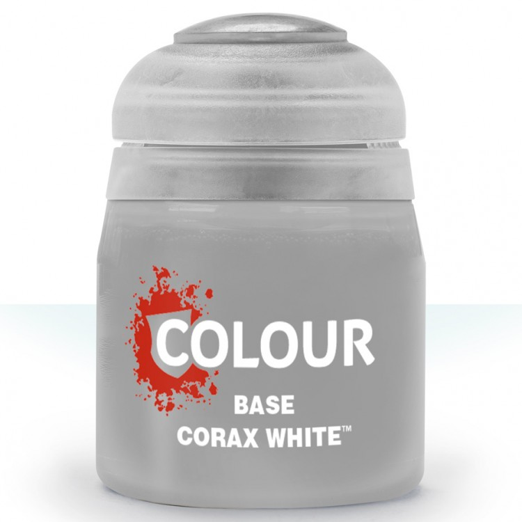 Citadel Base Paint: Corax White 21-52
