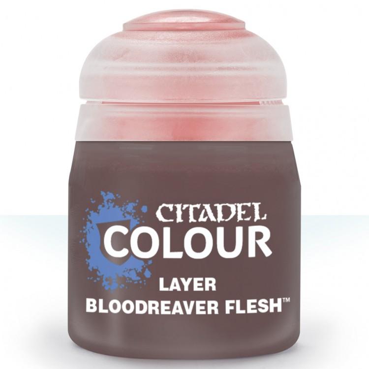 Citadel Layer Paint: Bloodreaver Flesh 22-92