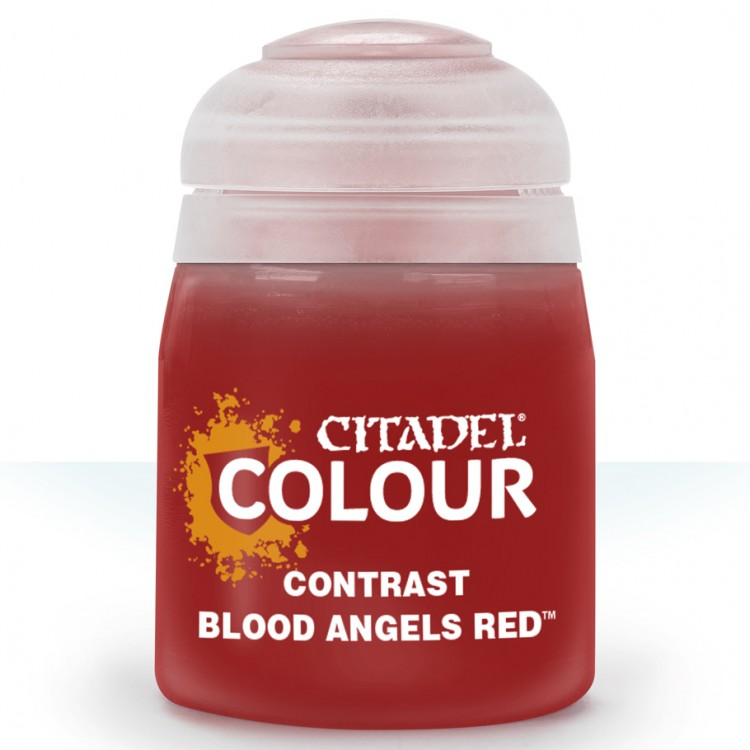 Citadel Contrast Paint: Blood Angels Red 29-12