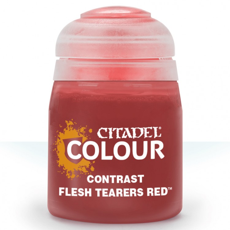 Citadel Contrast Paint: Flesh Tearers Red 29-13