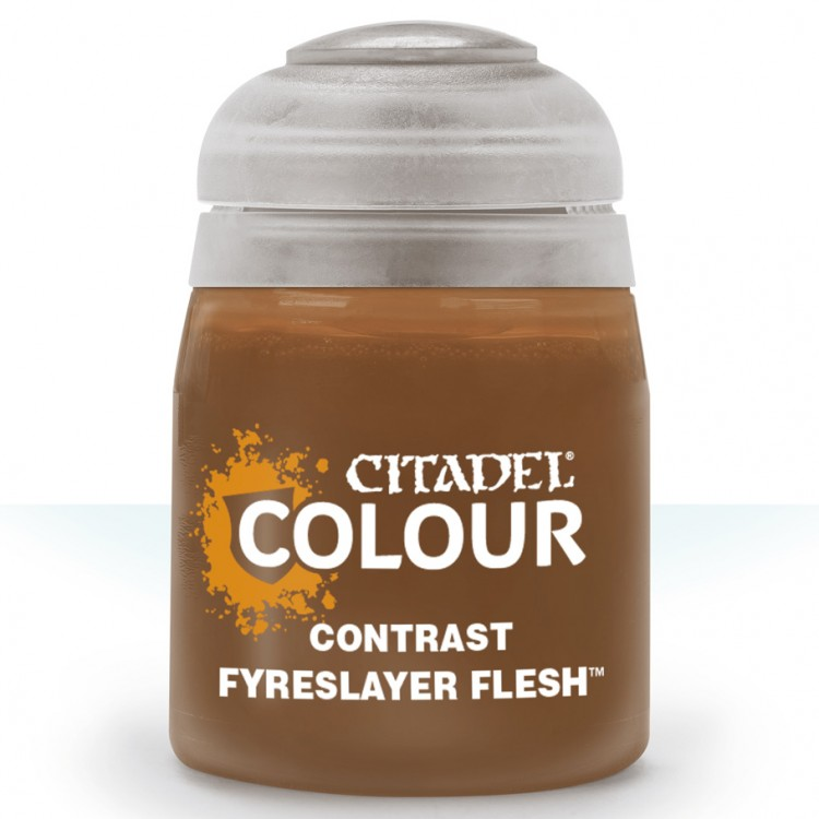 Citadel Contrast Paint: Fyreslayer Flesh 29-31