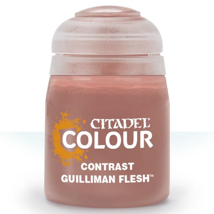 Citadel Contrast Paint: Guilliman Flesh 29-32