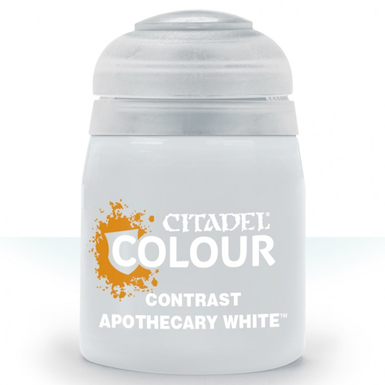 Citadel Contrast Paint: Apothecary White 29-34