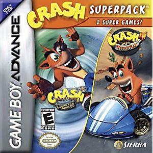 Crash Superpack - GBA
