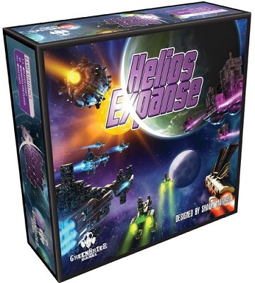 Helios Expanse Board Game