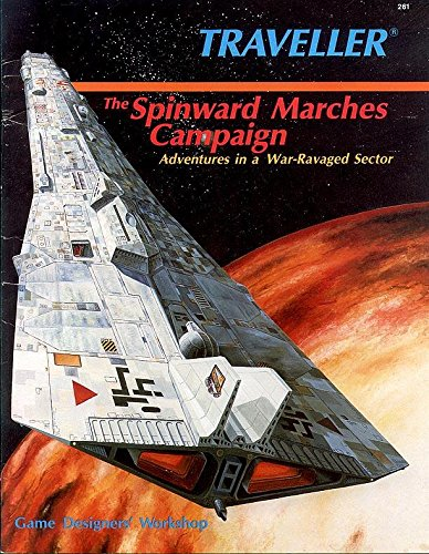 Traveller: The Spinward Marches Campaign - Used