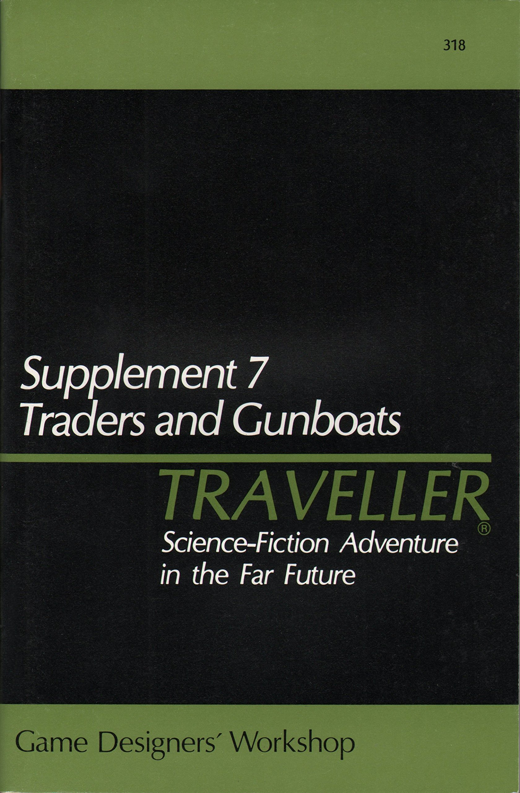 Traveller: Supplement 7: Traders and Gunboats - Used