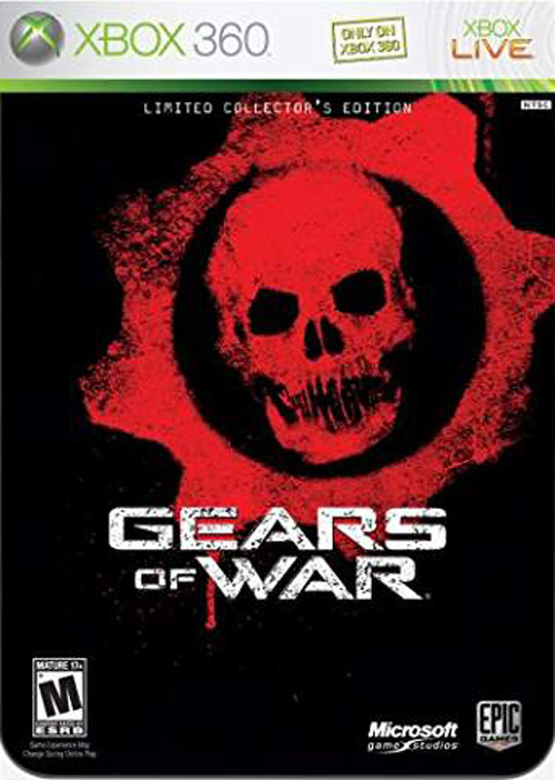 Gears of War Limited Collectors Edition - Xbox 360