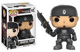 Funko POP: Gears of War: Marcus