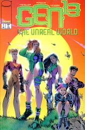 Gen 13: The Unreal World (1996) One-Shot - Used