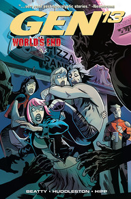 Gen 13 World's end TP - Used