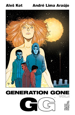 Generation Gone: Volume 1 TP (MR)