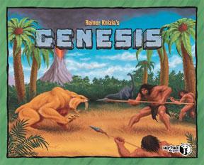 Genesis Board Game