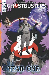 Ghostbusters: Year One no. 2 (2020 Series)