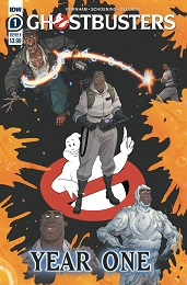 Ghostbusters: Year One no. 1 (2020 Series)