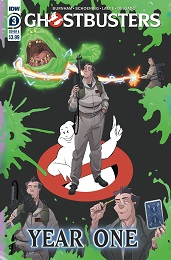Ghostbusters: Year One no. 3 (2020 Series)