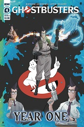 Ghostbusters: Year One no. 4 (2020 Series)