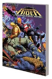 Cosmic Ghost Rider Destroys Marvel History TP