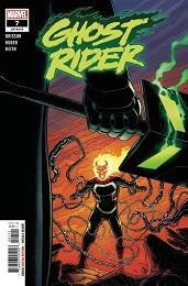 Ghost Rider no. 7 (2019 Series)