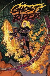 Ghost Rider Volume 1: King of Hell TP