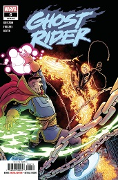 Ghost Rider no. 6 (2019 Series)
