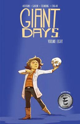 Giant Days: Volume 8 TP
