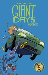 Giant Days Volume 12 TP