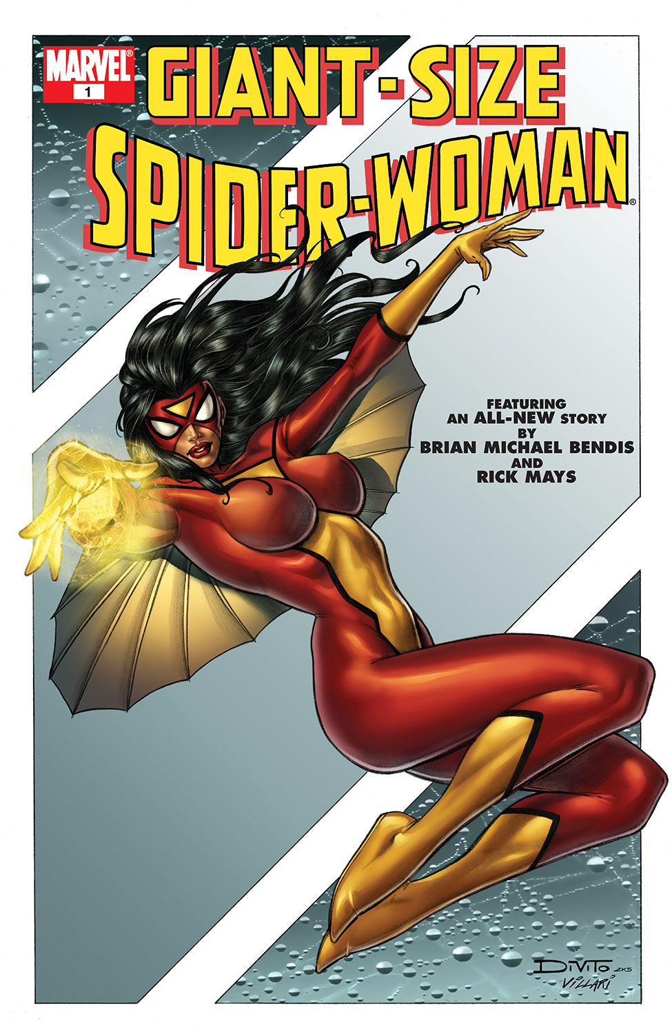 Giant Size Spider-Woman (2005) One Shot - Used