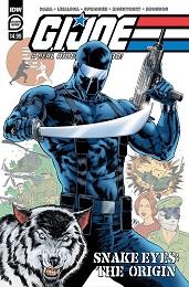 GI Joe: A Real American Hero: Snake Eyes Origin (2018)