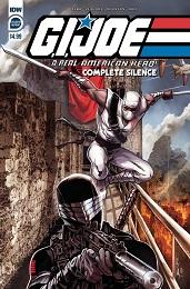 G.I. Joe A Real American Hero: Complete Silence (2020)