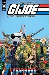G.I. Joe A Real American Hero: Yearbook no. 1 (2021 Series)