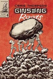 Ginseng Roots no. 4 (2019 Series)
