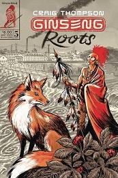 Ginseng Roots no. 5 (2019 Series)