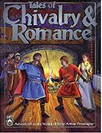King Arthur Pendragon: Tales of Chivalry and Romance Role Playing - USED