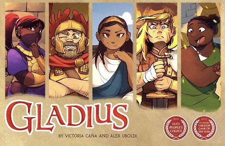 Gladius Card Game