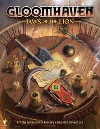 Gloomhaven: Jaws of the Lion Standalone and Expansion - USED - By Seller No: 8123 Nik Spiro