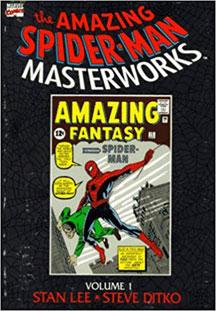 The Amazing Spider-Man Masterworks Volume 1 TP - USED